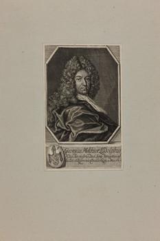 Bildnis des Georgius Melchior Ludolphus