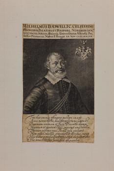 Bildnis des Wilhelmus Ludwell