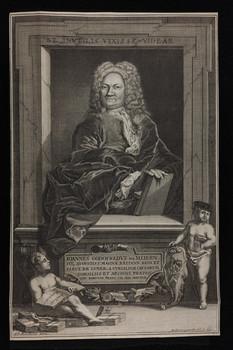 Bildnis des Ioannes Godofredus de Meiern