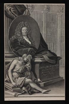 Bildnis des Otto Menckenius