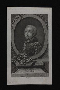 Bildnis des Karl Wilhelm Ramler