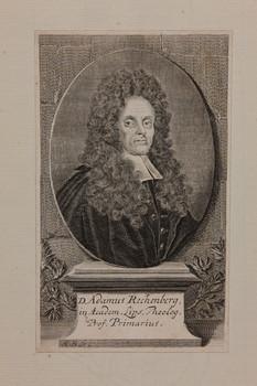Bildnis des Adamus Rechenberg
