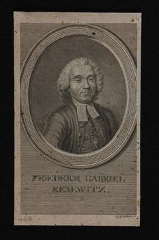 Bildnis des Friedrich Gabriel Resewitz