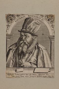 Bildnis des Nicolavs Revsnervs
