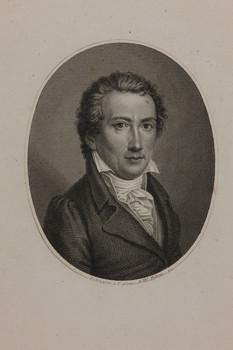 Bildnis des Friedrich Rochlitz