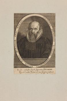 Bildnis des Iohannes Stumppius