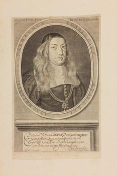 Bildnis des Hermannus Conringius