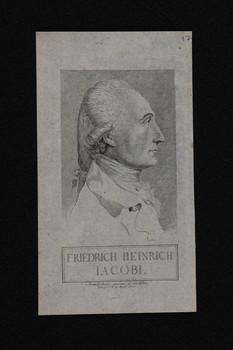 Bildnis des Friedrich Heinrich Iacobi