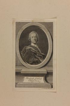 Bildnis des Friedrich Gottlieb Klopstock