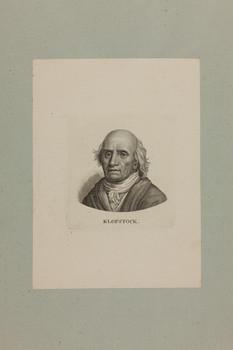 Bildnis des Klopstock