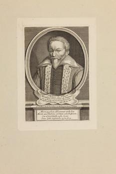 Bildnis des Philippe du Plessis Mornay