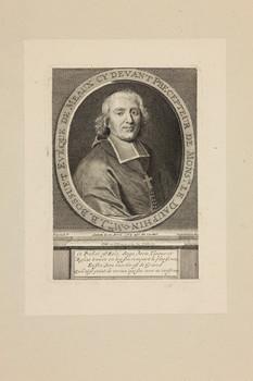 Bildnis des J. B. Bossuet
