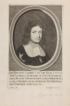 Bildnis des Gio. Battista Colbert