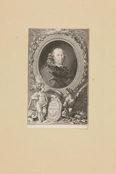 Bildnis des Pierre Corneille
