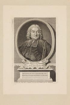 Bildnis des Pierre Frs. Guyot Desfontaines