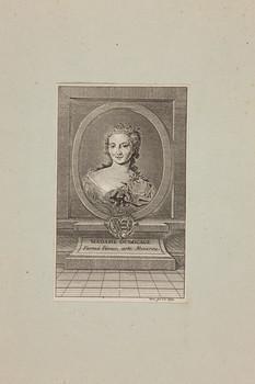 Bildnis der Madame Dubocage
