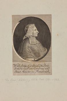 Bildnis des Wilhelmus du Bois