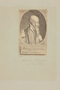 Bildnis des Michael Hospitalius