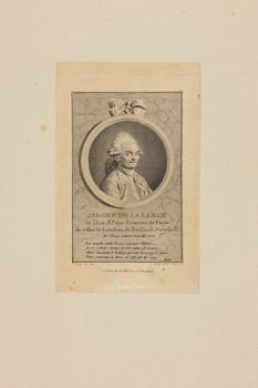 Bildnis des Jerome de La Lande