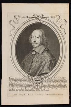 Bildnis des Ivles Mazarin