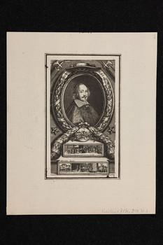 Bildnis des Jules Mazarin