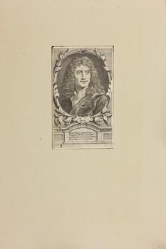 Bildnis des Jean Baptiste Poquelin de Moliere