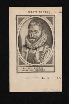 Bildnis des Petrus Cunaeus