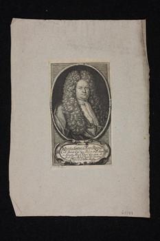Bildnis des D. Quintus Septimius Florens Rivinus