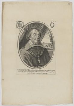 Bildnis des Leonor d'Estampes