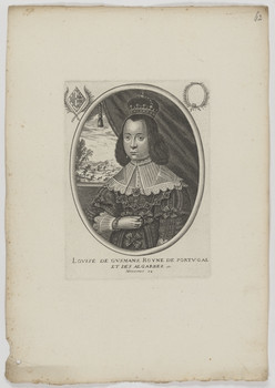 Bildnis der Lovise de Gvsmans