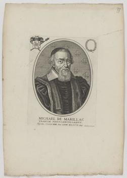 Bildnis des Michael de Marillac