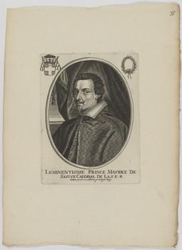 Bildnis des Mavrice, Prinz von Savoyen