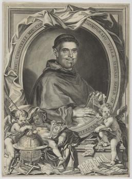 Bildnis des Vinc. Coronelli
