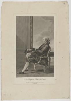 Bildnis des Benjamin Franklin