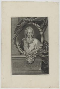 Bildnis des Christophorvs Franciscvs, Fürstbischof von Würzburg