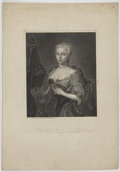 Bildnis der Maria Susanna Dinglinger