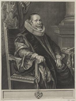 Bildnis des Jacobus Roelants