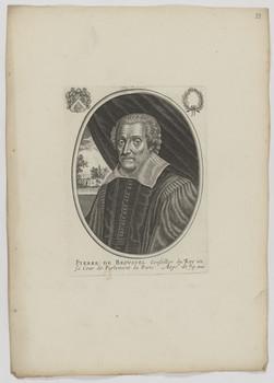 Bildnis des Pierre de Brovssel