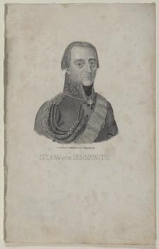 Bildnis des Friedrich Wilhelm Bülow, Graf von Dennewitz