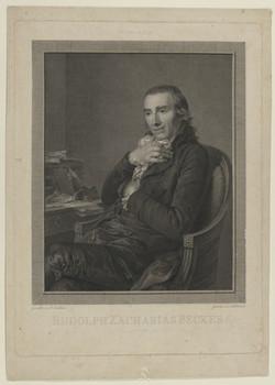 Bildnis des Rudolf Zacharias Becker