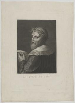 Bildnis des Lodovico Ariosto
