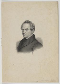 Bildnis des Clemens von Brentano