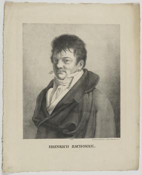 Bildnis des Heinrich Zschokke