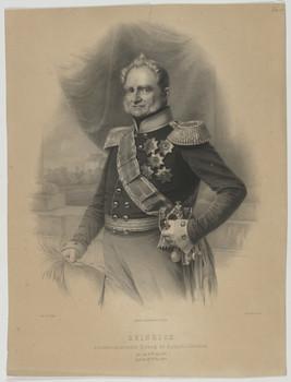 Bildnis des Herzogs, Heinrich von Anhalt-Köthen