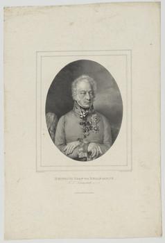 Bildnis des Heinrich Joseph Johann von Bellegarde
