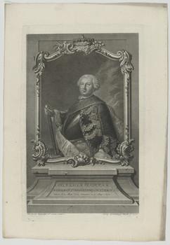 Bildnis des Karl Wilhelm Friedrich, Markgraf von Brandenburg-Ansbach