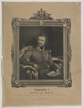 Bildnis des Königs Ludwig I., von Bayern