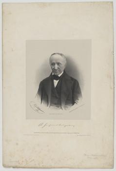 Bildnis des Freiherr Andreas von Baumgartner