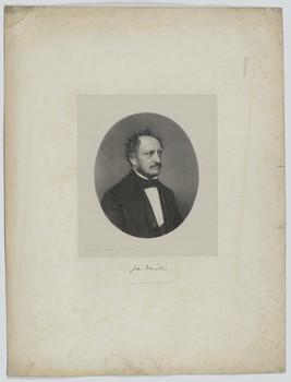 Bildnis des Johann Heinrich Friedrich Müller