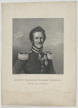 Bildnis des August Friedrich Wilhelm Heinrich, Prinz von Preussen
